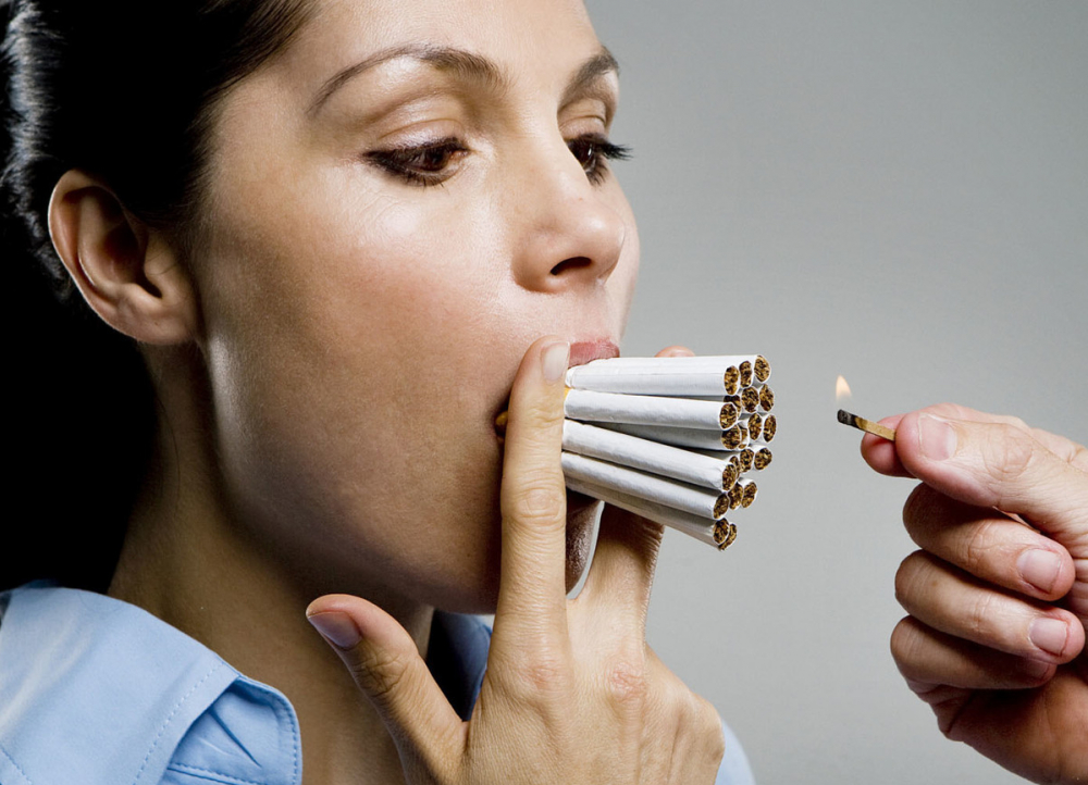 Волгоград оказался одним из самых курящих городов страны