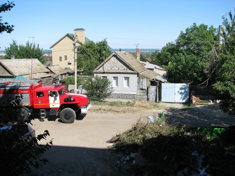 Два хлопка оглушили людей в жилом массиве Советского района Волгограда