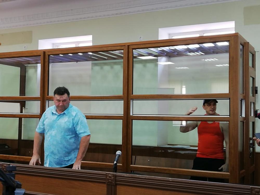Обвиняемый в убийстве бизнесмена Брудного отказался участвовать в прениях