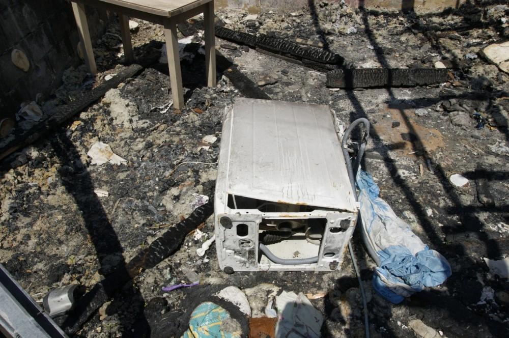 Двухлетний ребенок заживо сгорел на пожаре в частном доме под Волгоградом