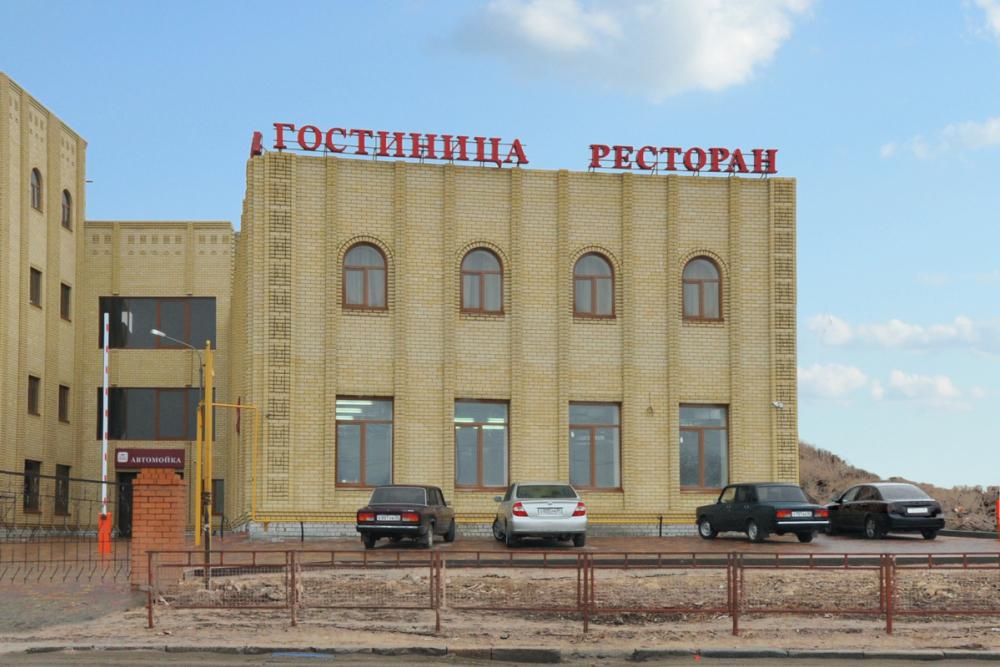 Огромную гостиницу «Старый Карс» на севере Волгограда снесут