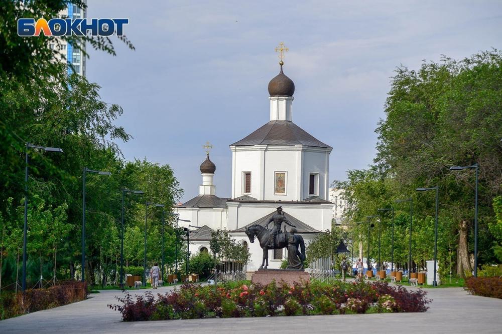 В День памяти жертв бомбардировок в Волгограде будет удушающе жарко