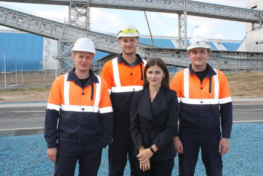 Молодежь «ЕвроХим-ВолгаКалия» покоряет профессиональные вершины