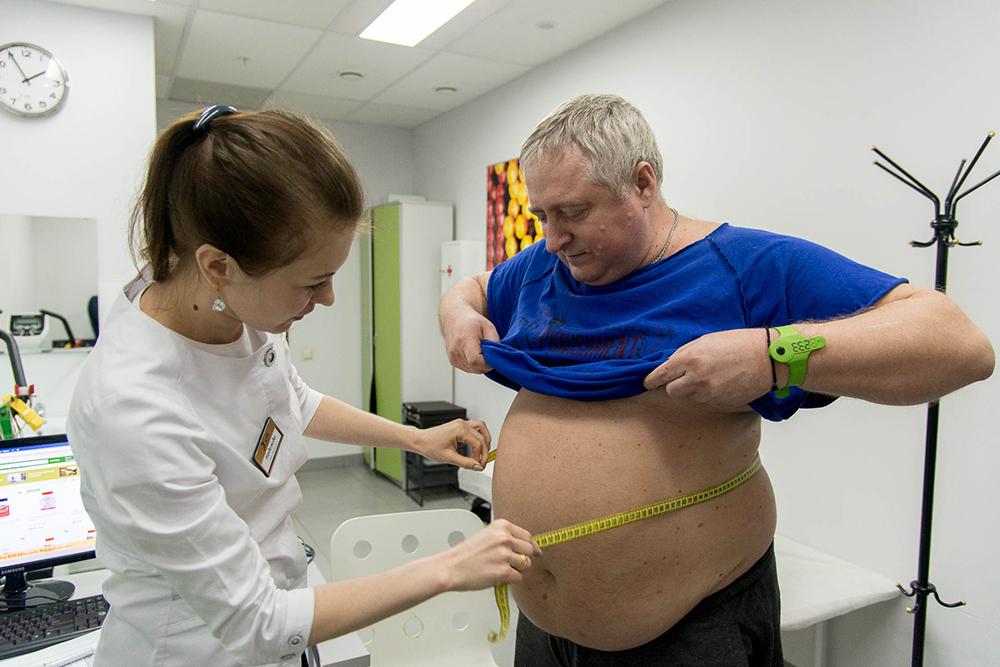 Испытание весами прошли участники «Сбросить лишнее-2»
