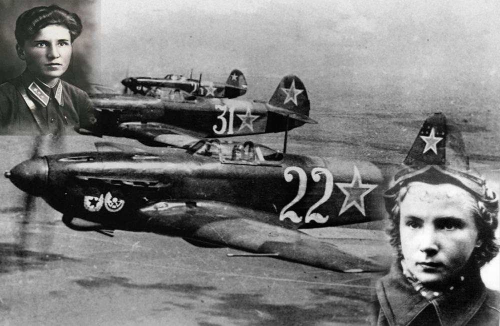 Герои в двадцать лет: летчицы Сталинграда