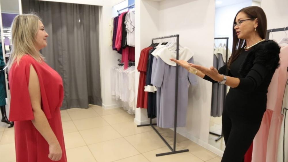 «Преображение-4»: директор модельного агентства Капитанова показала одежду для неидеальной фигуры