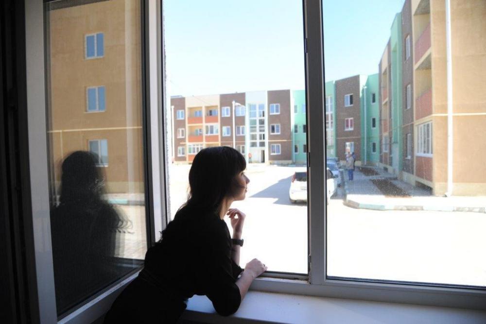 Детям-сиротам отдадут в собственность квартиры, в которых они живут в Волгограде
