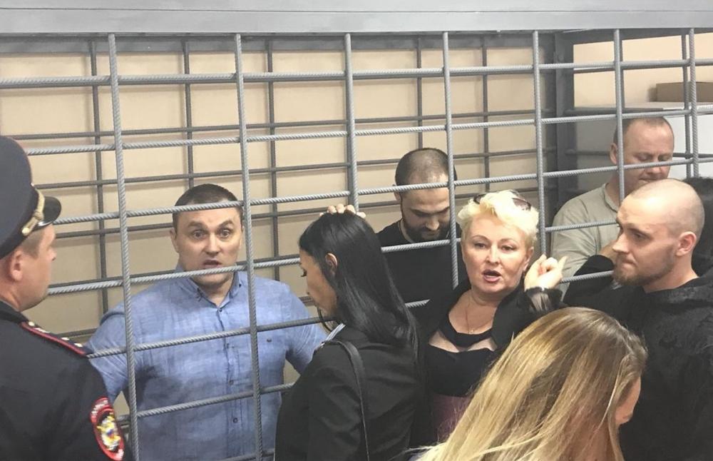Криминальному авторитету Поташкину вынесли приговор