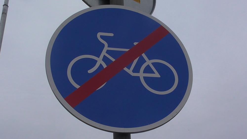 13-летний велосипедист протаранил «двенадцатую» в Волгограде, несмотря на сигналы водителя