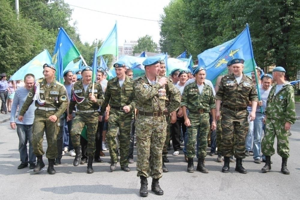 В День ВДВ в Волгограде перекроют улицу Чуйкова