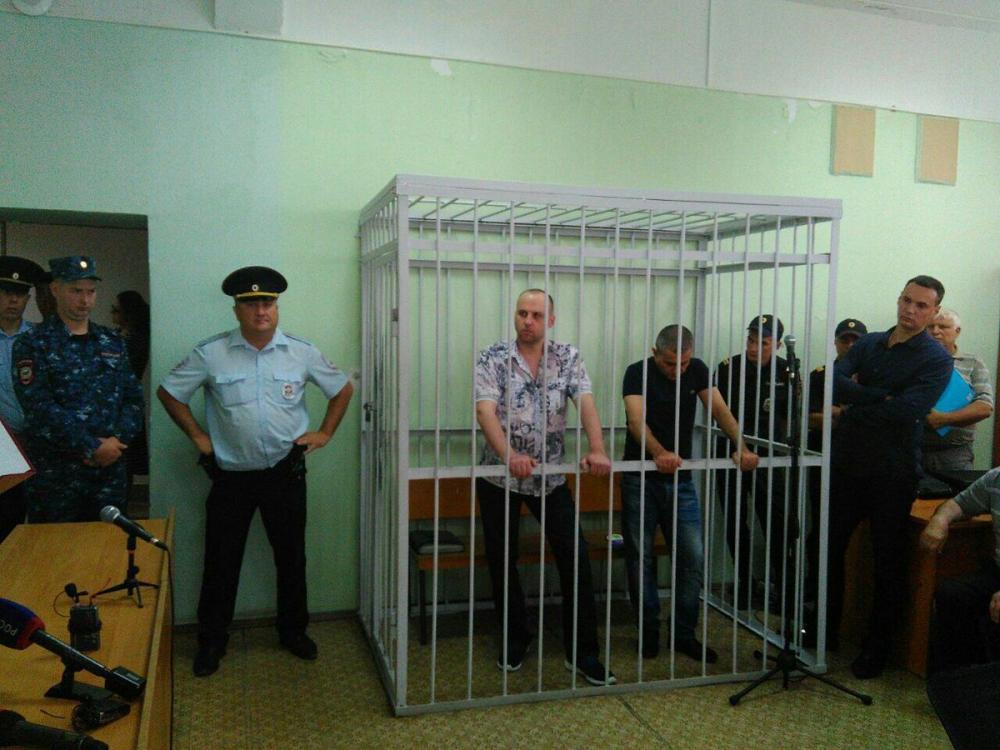В Волгограде огласили приговор по делу о взрыве газа на Университетском