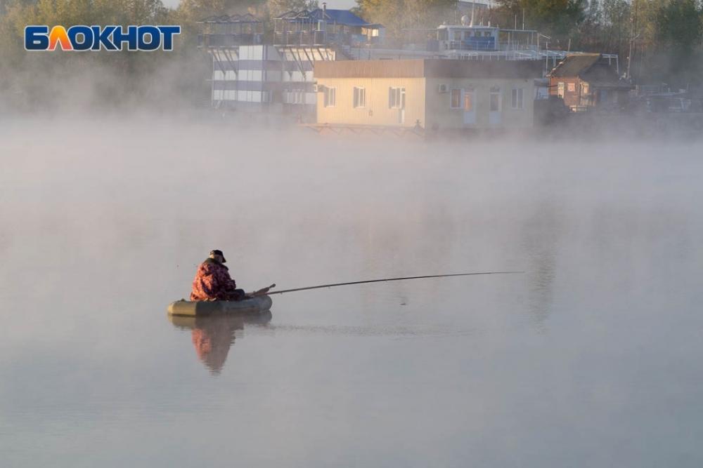Волгоград накрыло туманное «бабье лето»