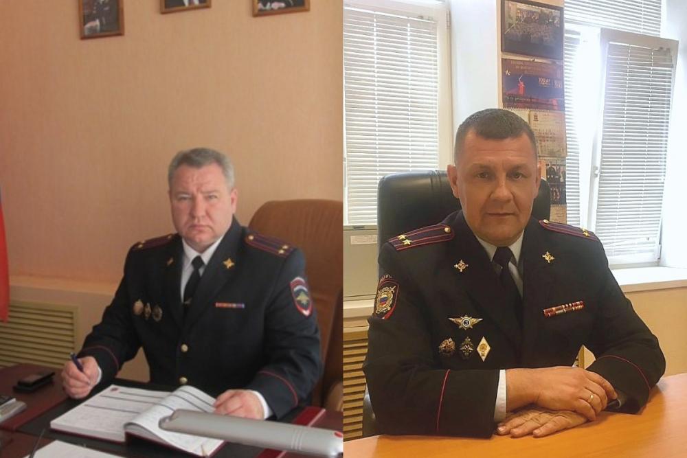 В полиции Волгоградской области новые назначения