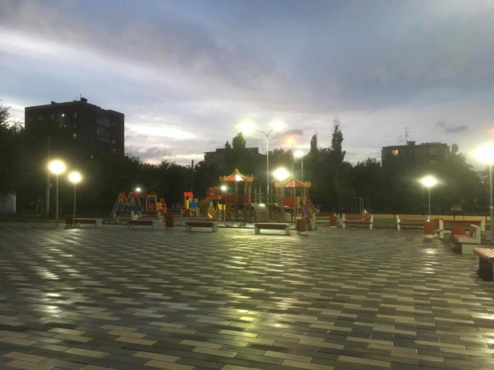 Парк с батутами и веревочным городком спроектируют в Кировском районе Волгограда