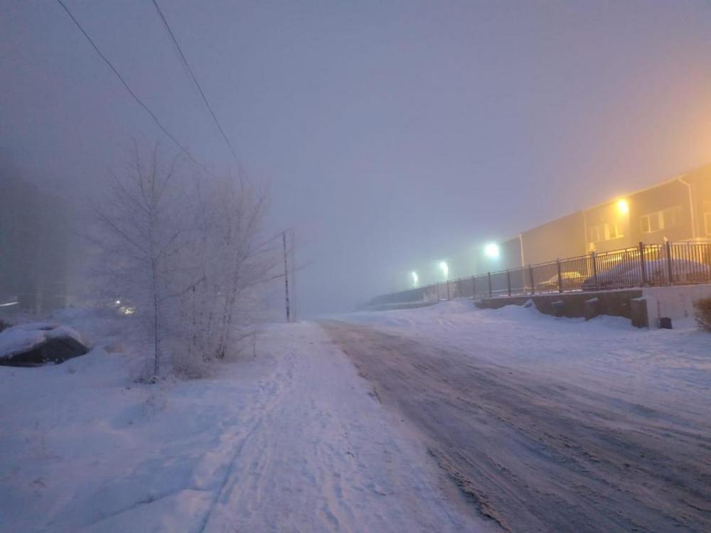 В первый день марта Волгоград погрузится в туман