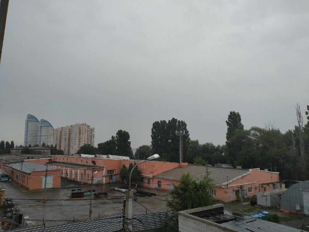 В Волгограде ожидается жаркий грозовой день