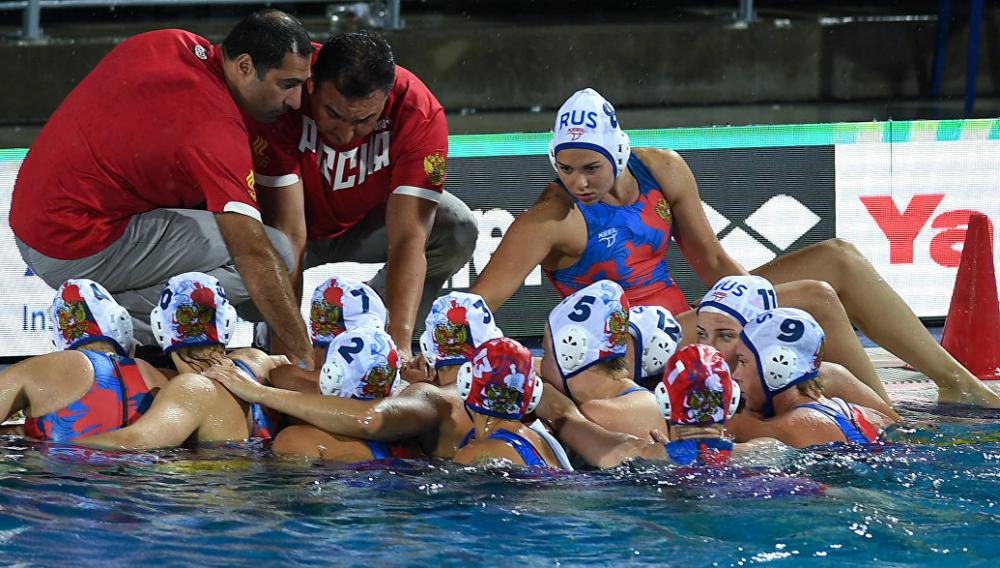 Волгоградки в купальниках остались без медалей