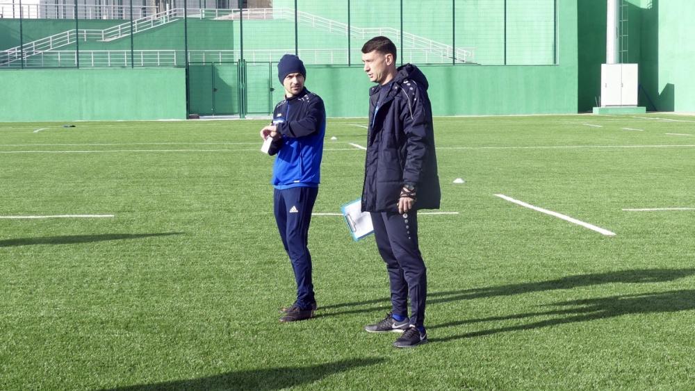 Известный футболист вернулся на малую родину ради «Ротора»