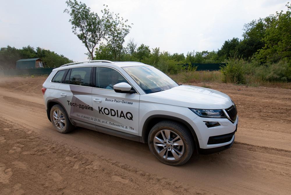 Увлекательная презентация ŠKODA KODIAQ локального производства от Волга-Раст-Октава