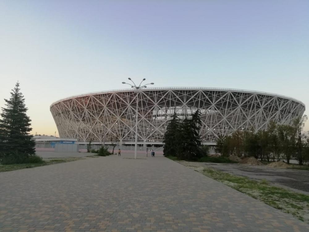Стадион «Волгоград Арена» претендует на звание лучшего в мире