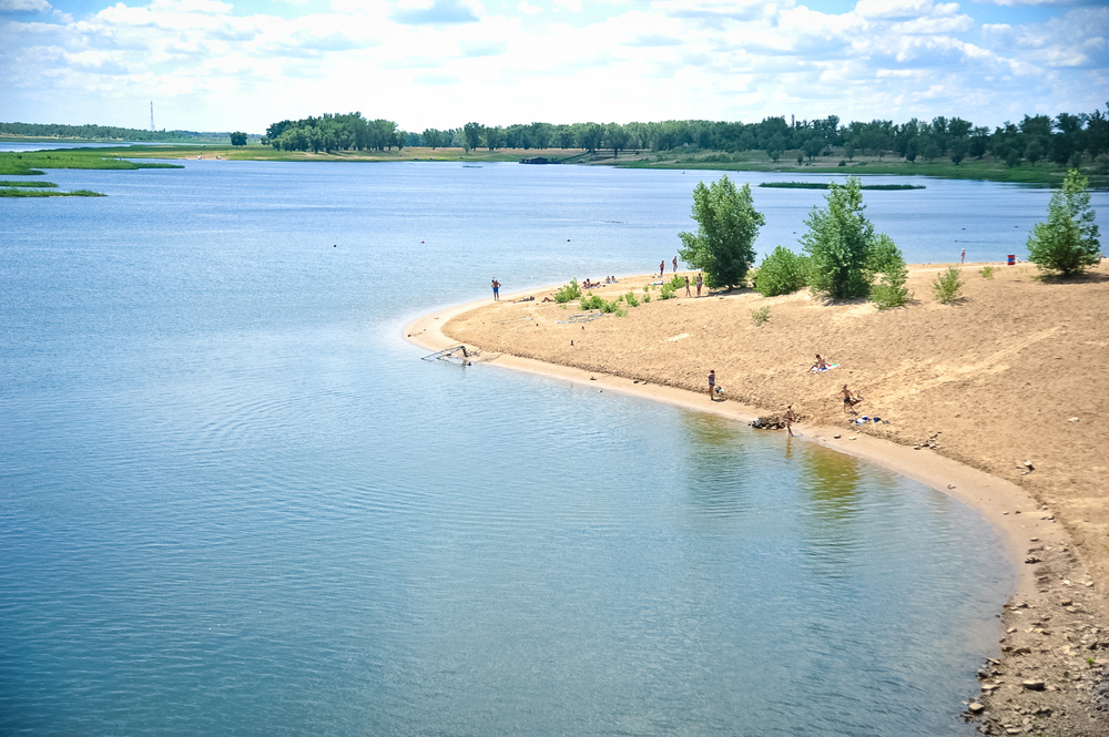 В Волгоградской области к купальному сезону оборудуют 44 пляжа