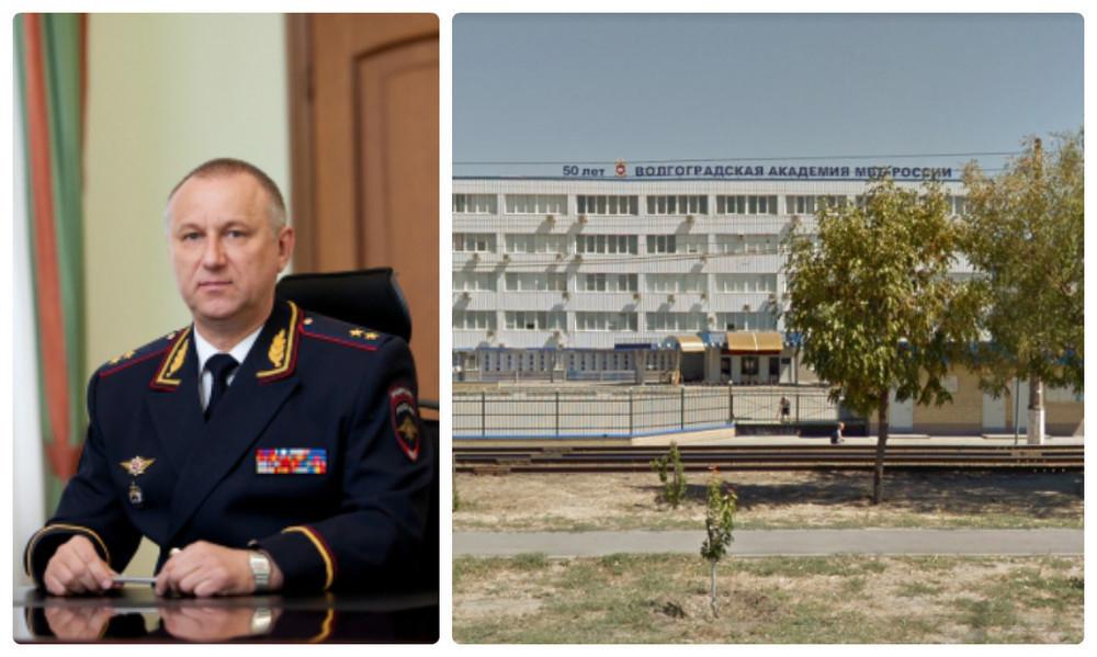 Активист требует проверки Волгоградской академии МВД из-за опозоривших вуз сотрудников