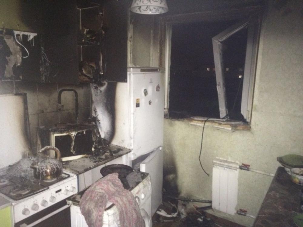 2,8 млн рублей потратили на восстановление дома в Волжском после взрыва
