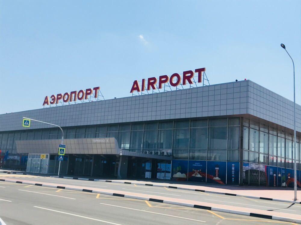 Пассажирский Boeing рейса Ингушетия-Москва экстренно сел в Волгограде
