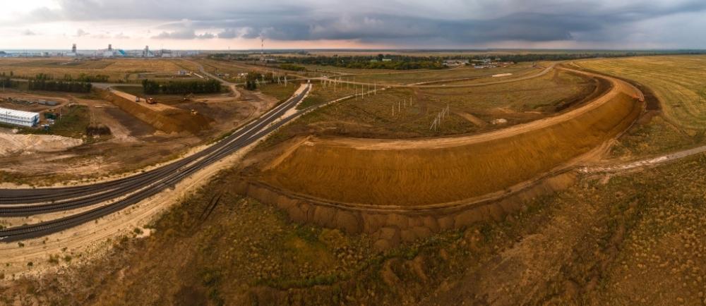 Новая железнодорожная станция появится в Волгоградской области до конца года