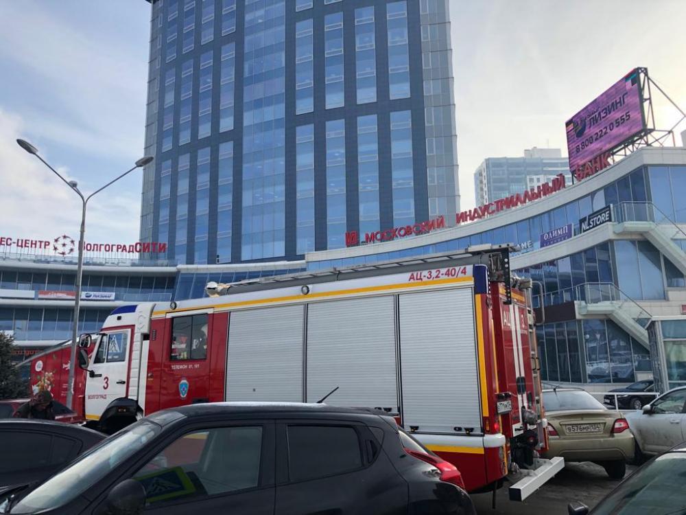 В бизнес-центре «Волгоград-Сити» банкротится миллиардный должник
