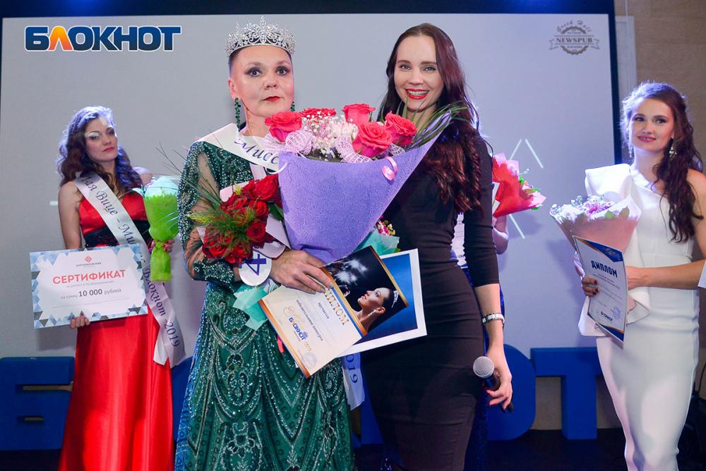 Победительница «Миссис Блокнот Волгоград-2019» отдаст приз на строительство храма