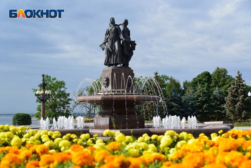 В Волгограде продолжится гроза