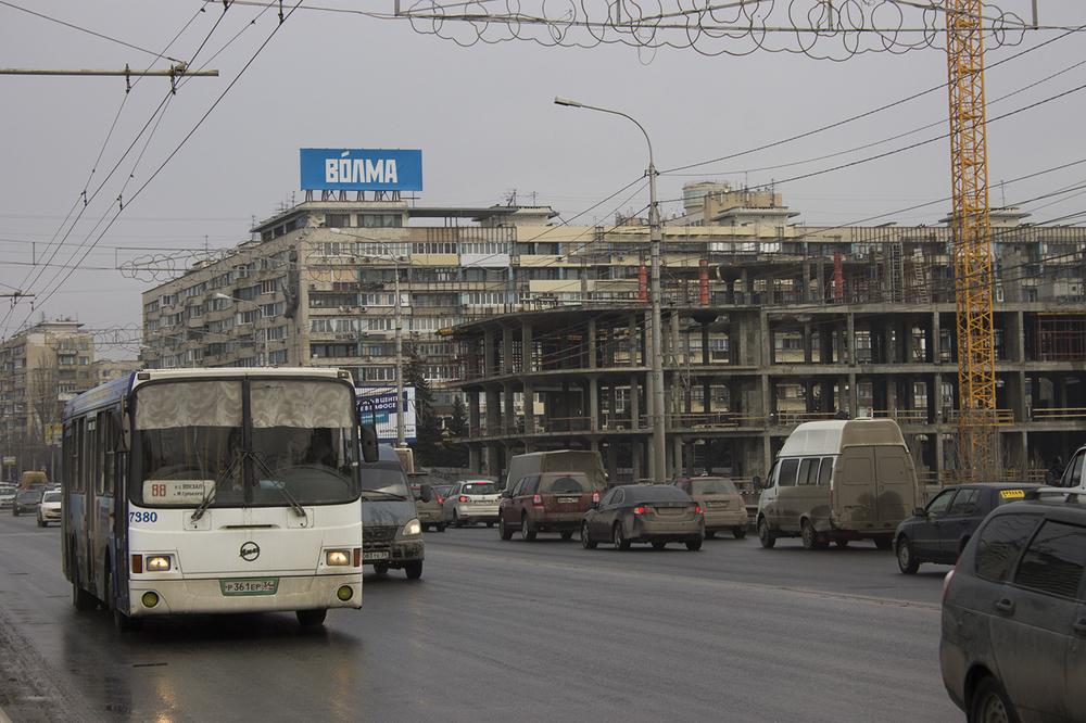 На время ЧМ-2018 в Волгоград запретят въезд автобусов