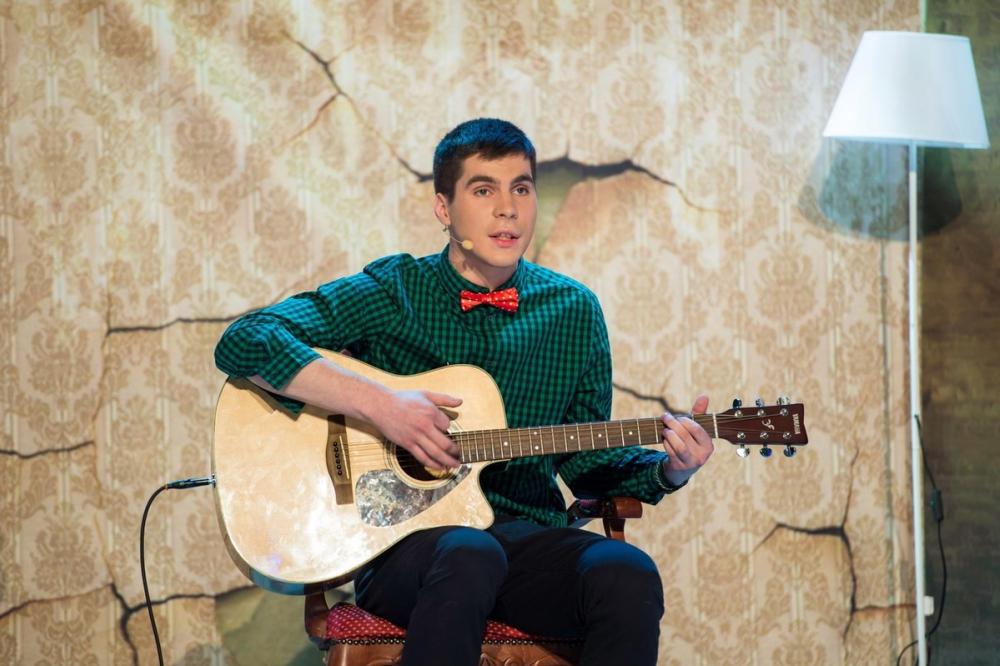 КВНщик из Урюпинска стал новым резидентом Comedy Club