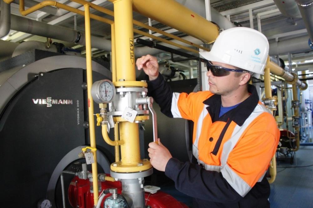 На Гремячинском ГОКе началась пуско-наладка системы газоснабжения
