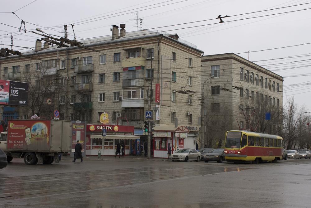 Трамвайный маршрут №1 ликвидируют в Волгограде