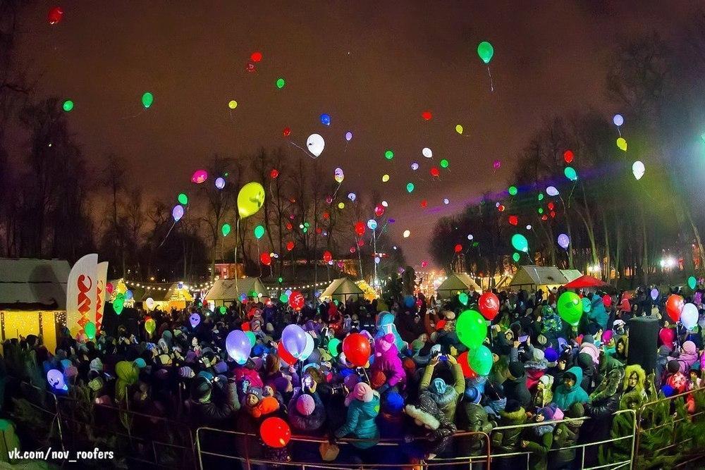Тысячи светошариков запустят в небо романтичные волгоградцы