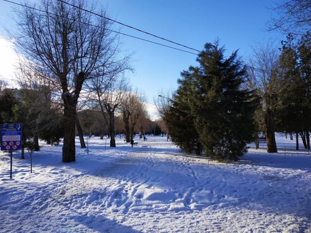 Жуткий мороз до -17ºС и ледяной дождь ждут волгоградцев