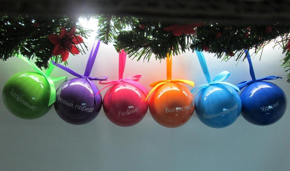 «Новогодний шар удачи» от «Ростелекома» превращает бонусы в подарки к любимому празднику