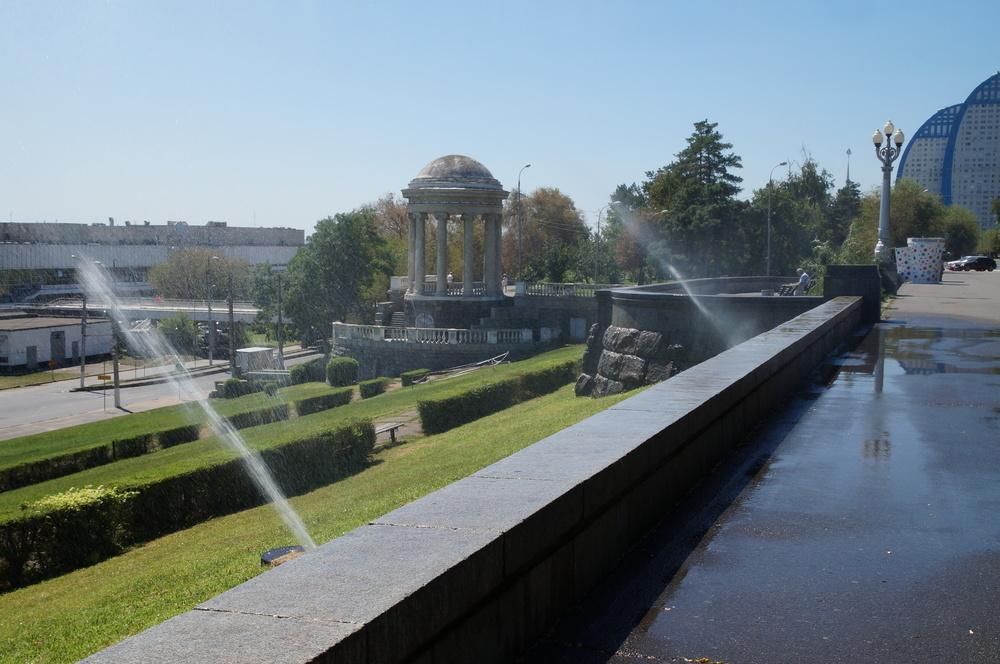 Набережную Волгограда отремонтируют за полмиллиарда: появятся новый фонтан и сцена