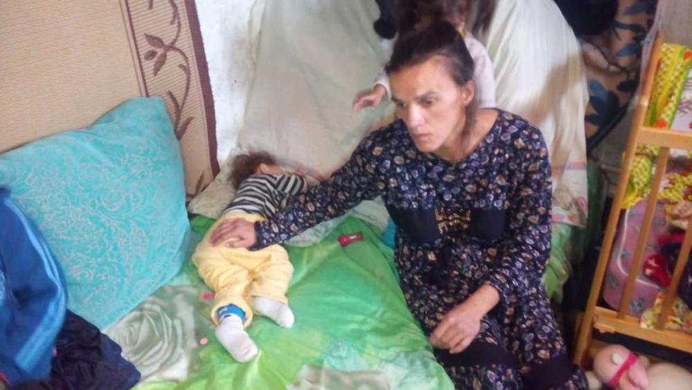 Мать погибших на пожаре в Волгограде близнецов испытывает панические атаки