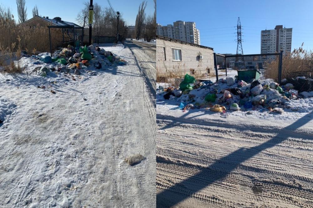 Где требовать перерасчета за вывоз мусора, рассказали волгоградцам