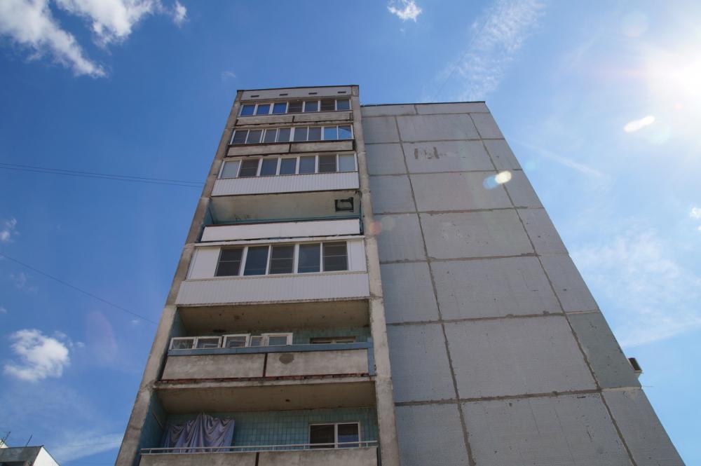 В Волгоградской области стали строить квартиры активнее