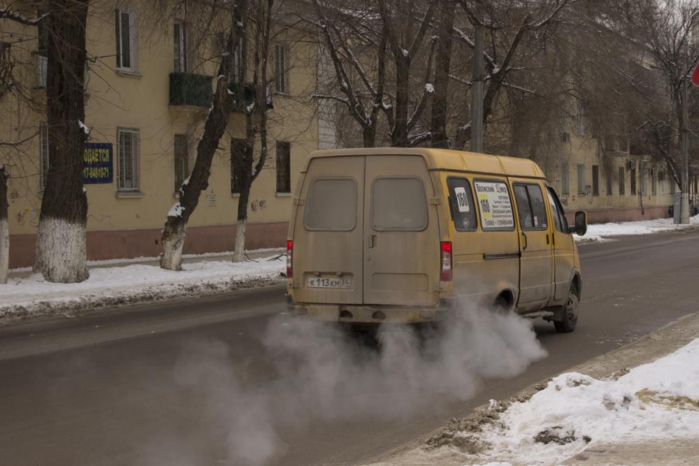 Проезд в маршрутках Волгограда вырос до 30 рублей