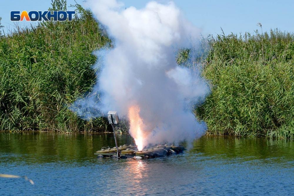 На заводе «Красный Октябрь» в Волгограде нашли снаряд