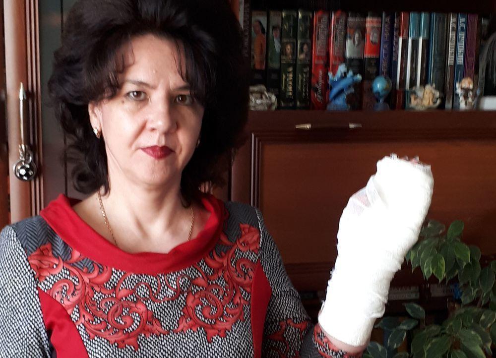 Сотрудники ГИБДД травмировали руководителя автошколы в Волгоградской области