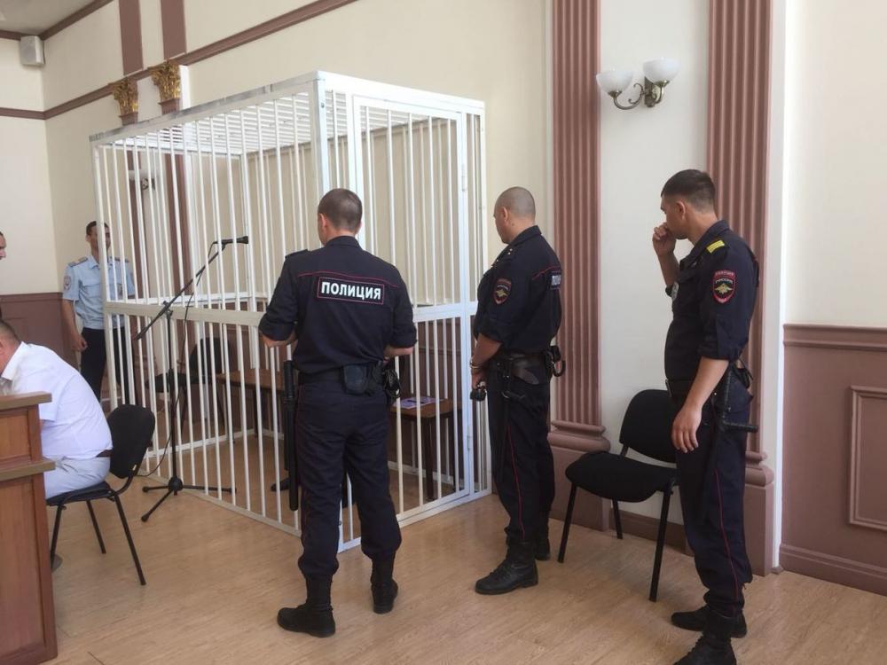 Волгоградский облсуд ужесточил приговор бывшему майору полиции за выдуманное дело