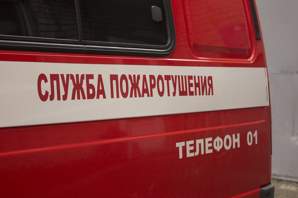 Жилой дом загорелся в Волгограде: есть пострадавший