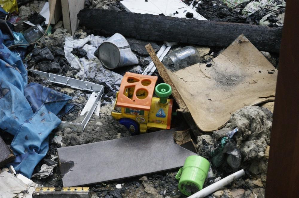 Волгоградцев просят помочь 12-летней девочке, спасшей из огня двух младших братьев