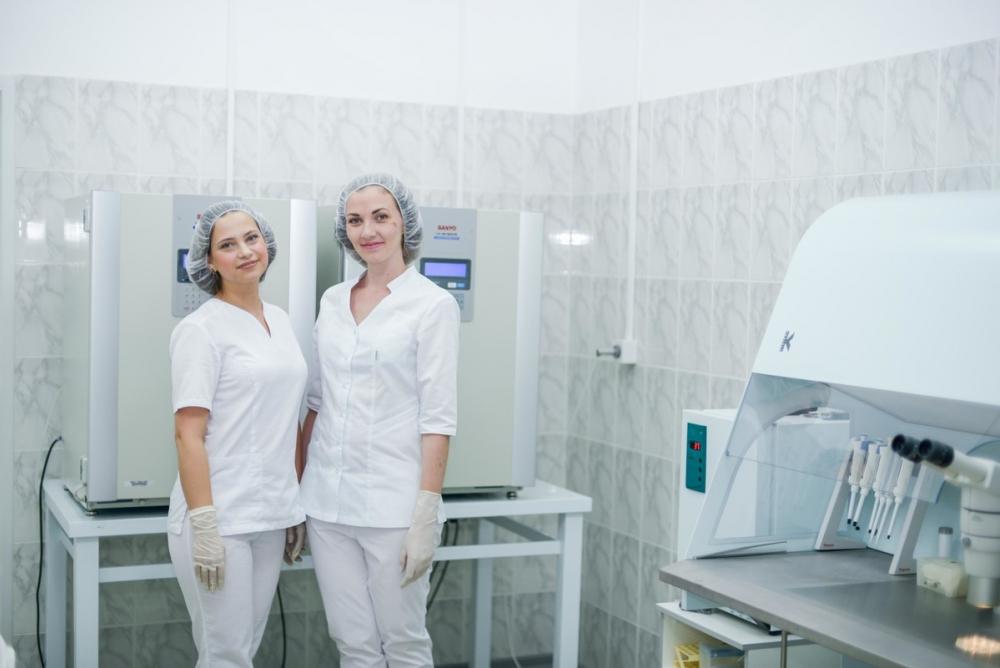 Более 250 детей родилось в волгоградском центре ЭКО